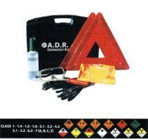 KIT EQUIPEMENTS DE SECURITE ADR (classe 1-1.4-1.5-1.6-2.1-2.2-...)