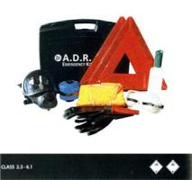 KIT EQUIPEMENTS DE SECURITE ADR (classe 2.3 - 6.1)