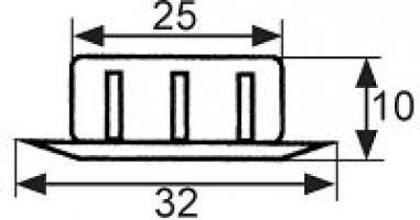MINI SPOT LED 12V BLANC LED BLANC