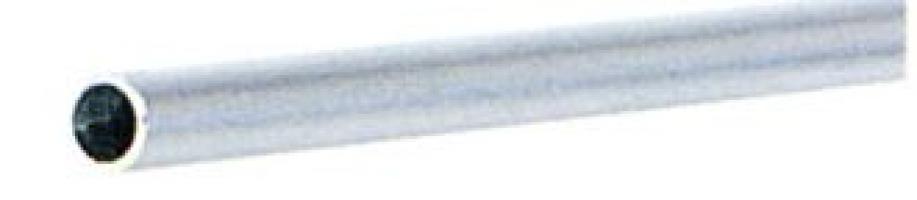 TUBE DIA.10MM ALUMINIUM ANODISE EN LG DE 5M