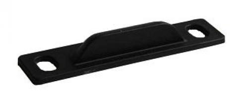 GACHE MP-510-16-4 PLASTIQUE NOIR POUR POINT PUSH