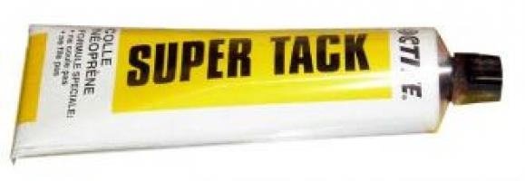 COLLE NEOPRENE GEL SUPER TACK MULTI USAGE EN TUBE DE 125GR