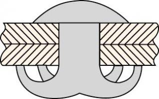 RIVET ECLATE ALU/ACIER TP 4 X 10 SER. 1.5/5.0 MM
