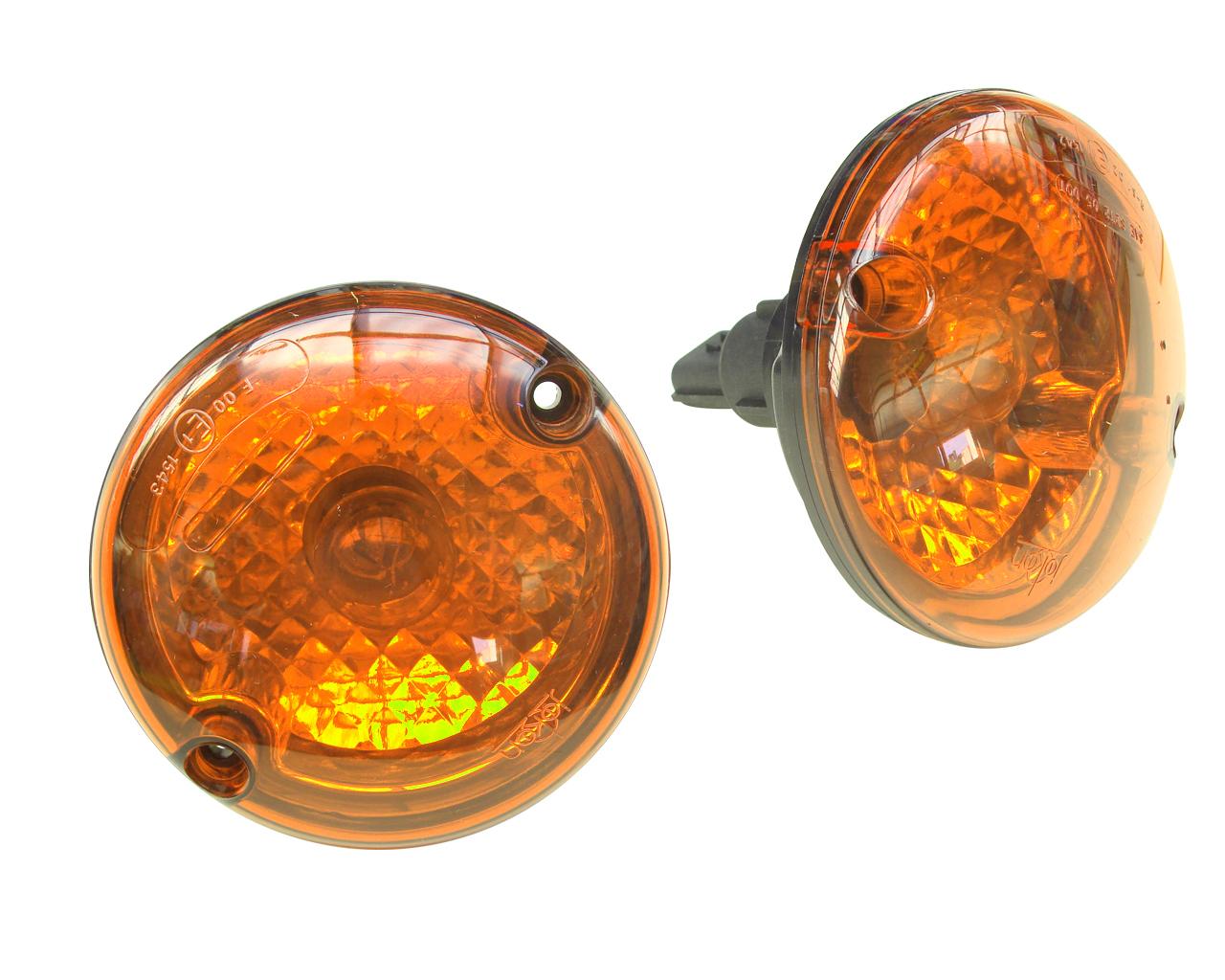 Quincaillerie pour v hicules industriels decmo - Feu orange clignotant ...
