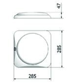 quincaillerie pour v hicules industriels r glettes plafonniers signalisation decmo. Black Bedroom Furniture Sets. Home Design Ideas